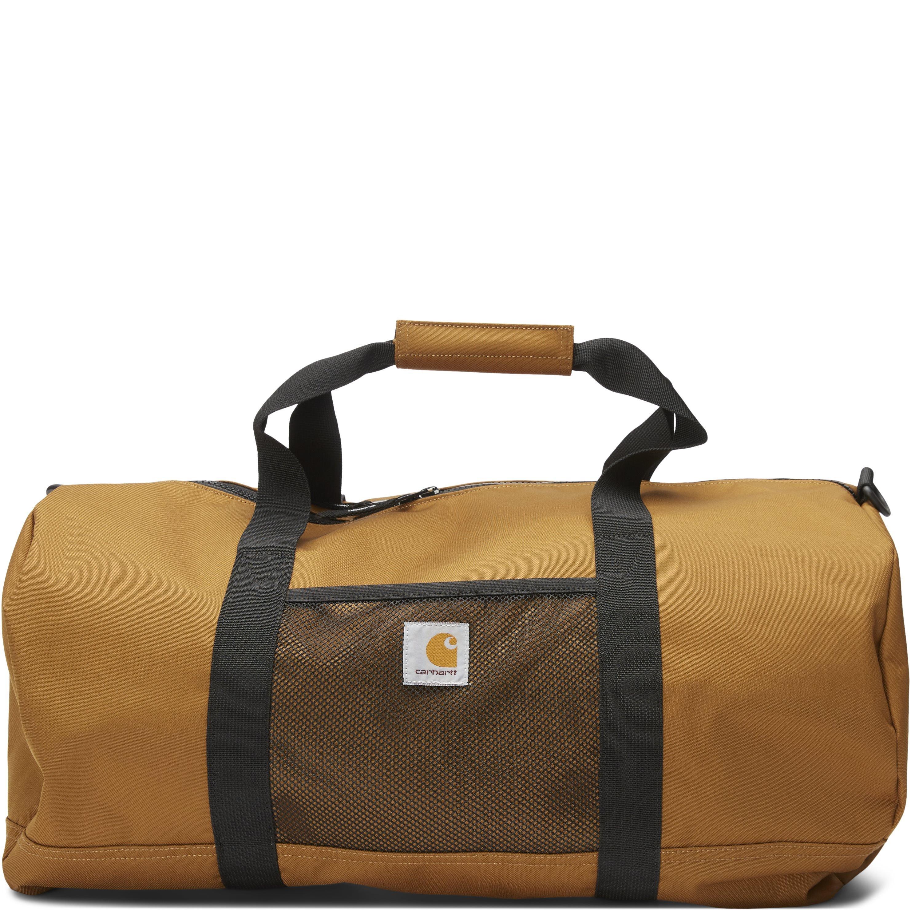 Wright Duffle Bag - Tasker - Brun